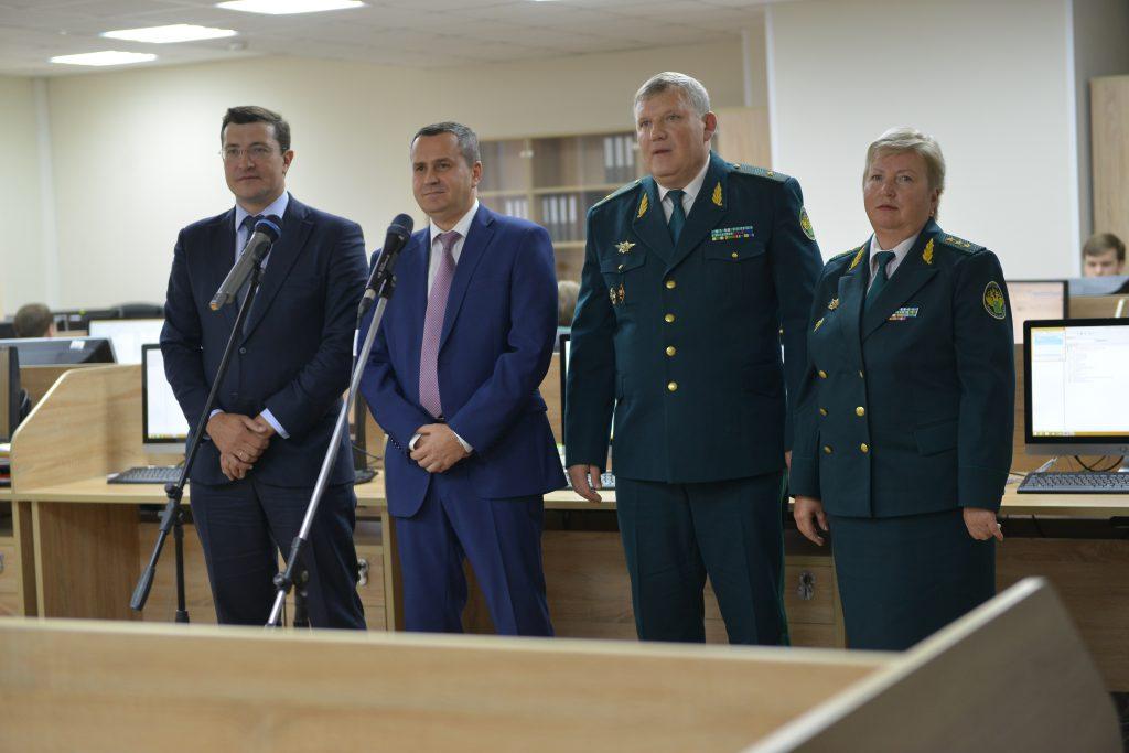 Первую в России электронную таможню открыли в Нижнем Новгороде