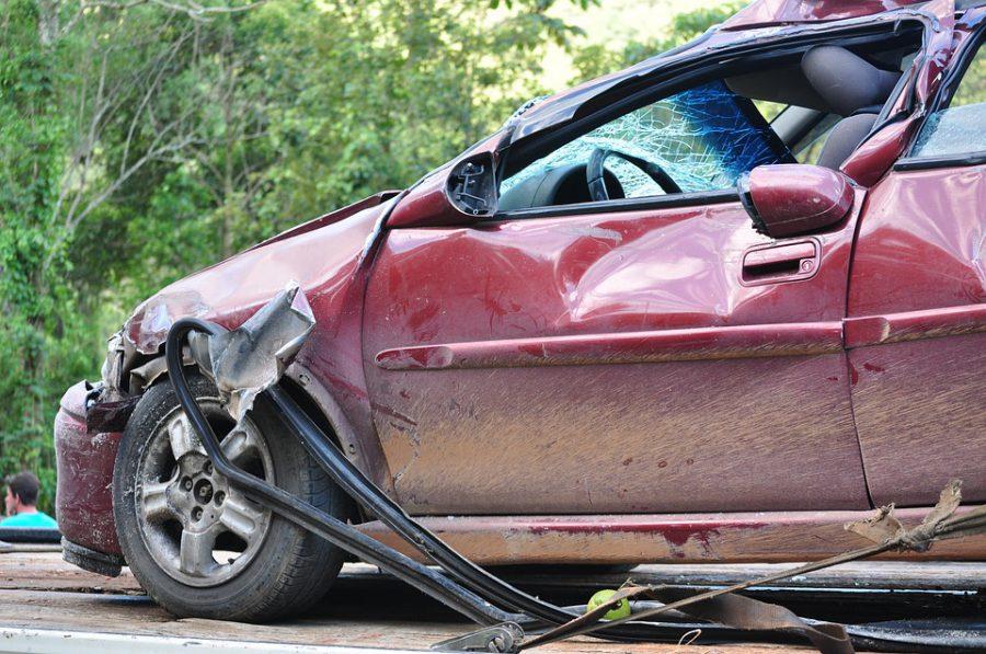 Пьяный водитель влетел в поддон с кирпичом в Нижегородской области