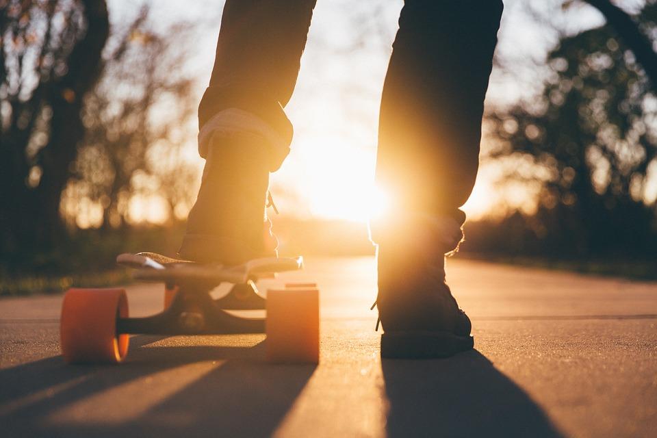 Скейт-парк начали обустраивать в нижегородском парке «Швейцария»