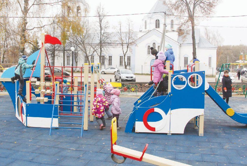 В зоне комфорта. Сотни улиц и дворов преобразились в Нижегородской области