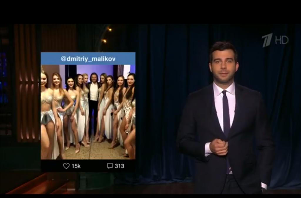 Финалистки конкурса «Мисс Нижний Новгород» попали в гости к Ивану Урганту