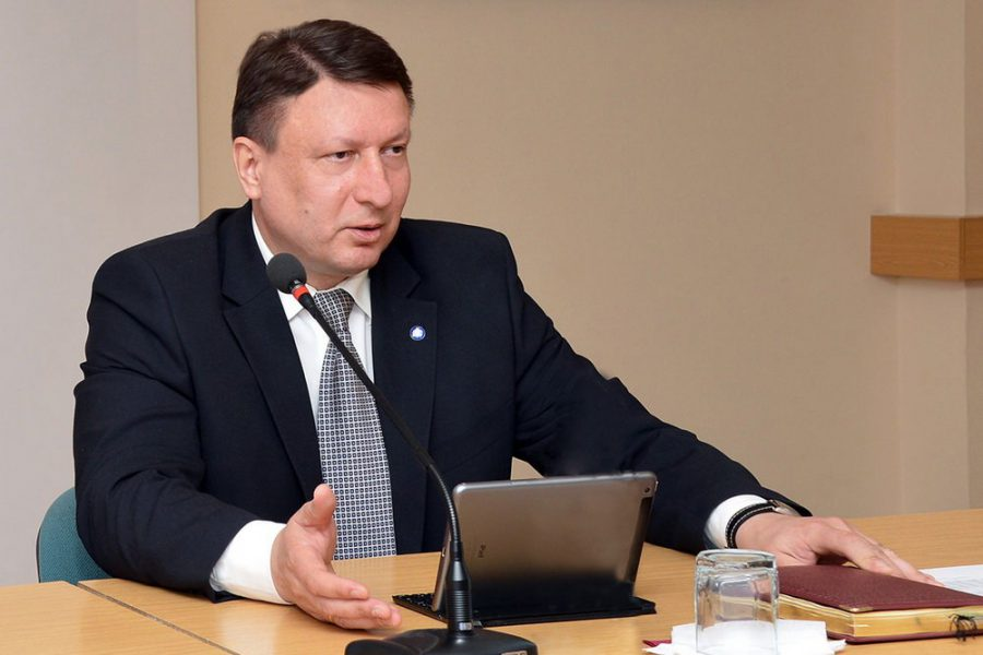 Олег Лавричев: «Выбрана та система координат, которая станет для России решающей и в идеологическом, и в социальном плане»