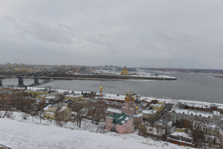 Век живи – век меняйся: как преобразился Нижний Новгород за последнее столетие