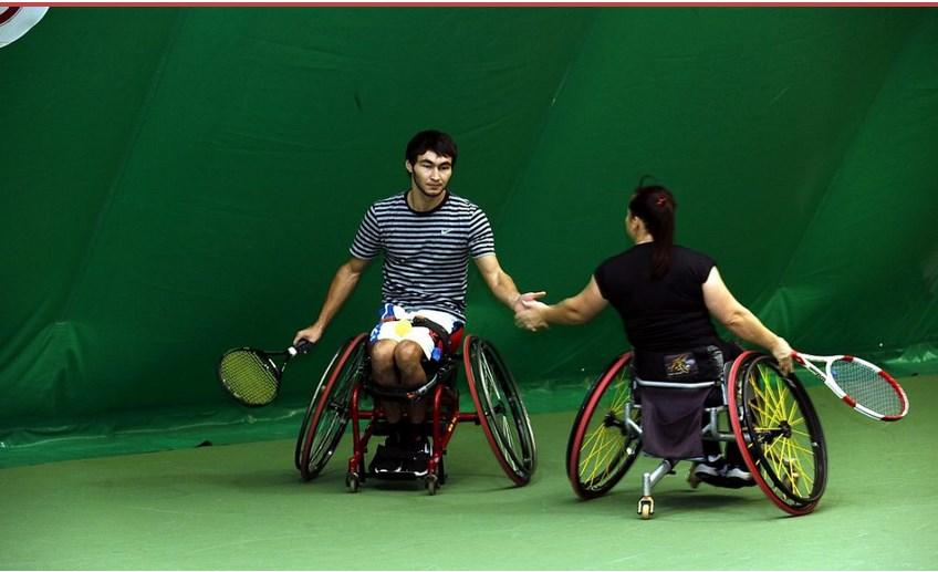 Чемпионат России по теннису на колясках стартовал в Нижнем Новгороде