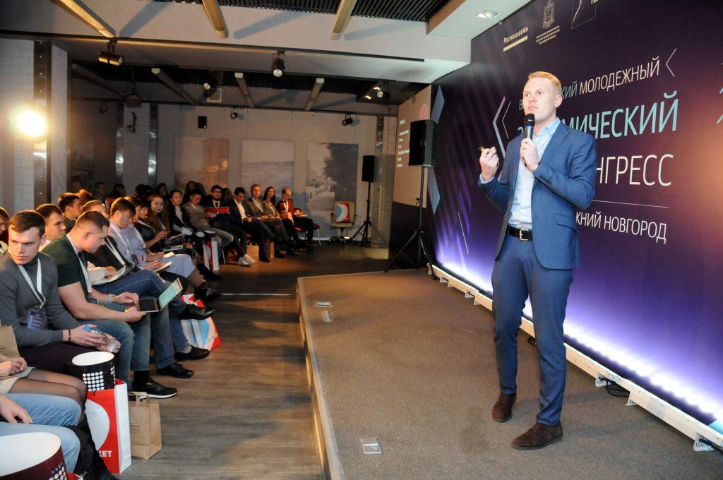 Глеб Никитин: «Около 10 тысяч нижегородцев приняли участие в программе «Ты – предприниматель»