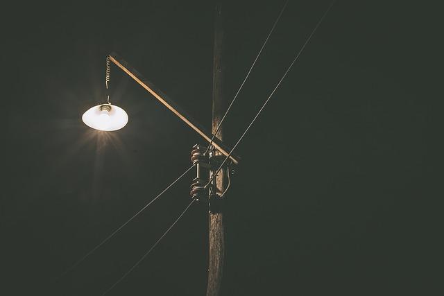 Уличное освещение восстановлено вЛыскове после обращения жителей всоцсетях