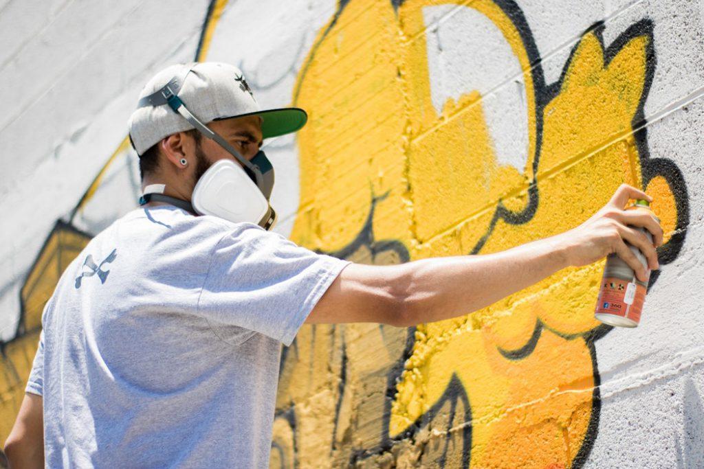 Самое большое в России граффити томатной пастой нарисуют в Нижнем Новгороде