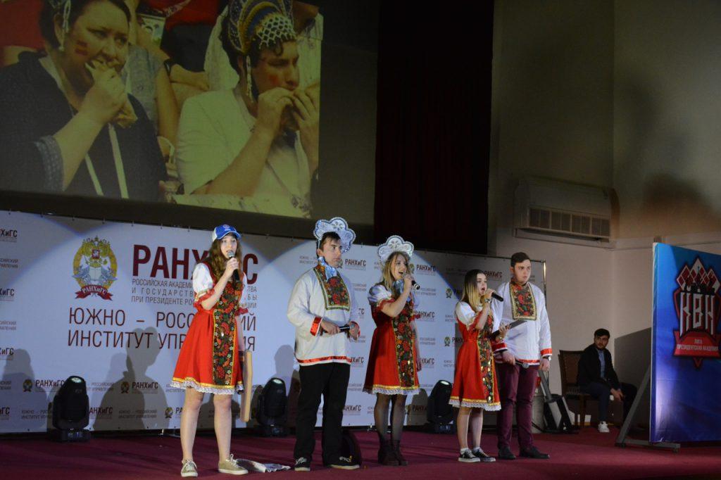 Нижегородские студенты стали финалистами Всероссийского кубка КВН РАНХиГС