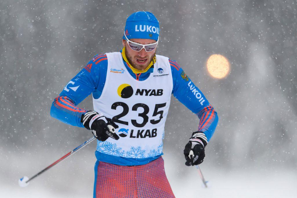 Глеб Никитин поздравил Артема Мальцева с успехом на «Тур де Ски»