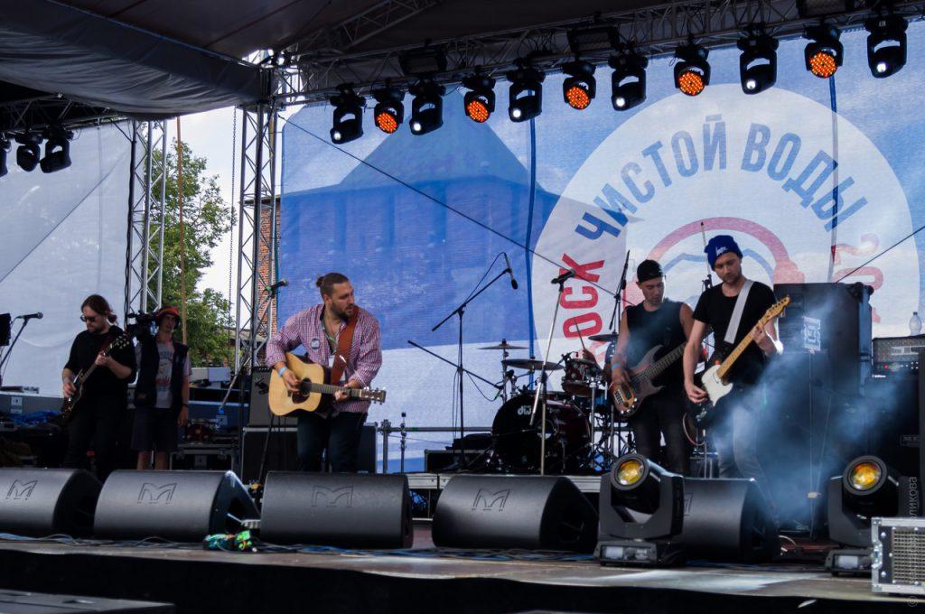 В новом формате. Фестиваль «Рок чистой воды-2019» пройдет следующим летом в Нижнем Новгороде