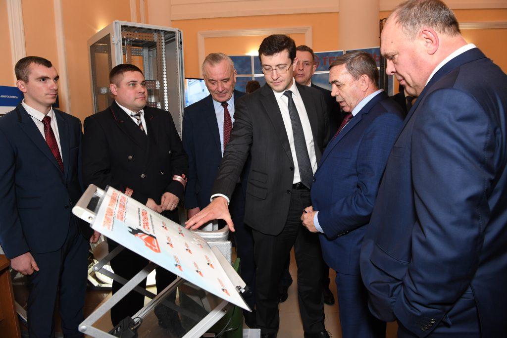 Глеб Никитин призвал нижегородские предприятия максимально активно участвовать в реализации национальных проектов