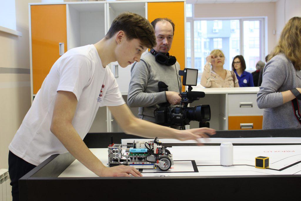 Нижегородских школьников признали самыми изобретательными в стране после москвичей