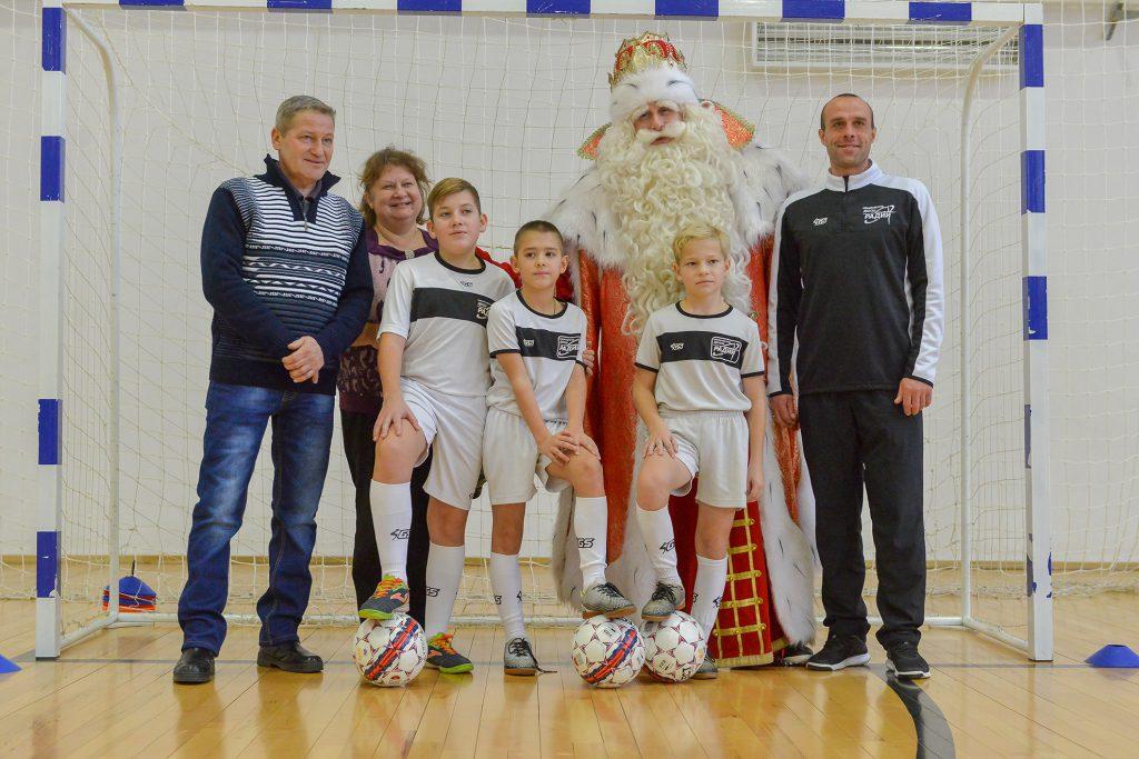Дед Мороз из Великого Устюга приехал в Нижний Новгород