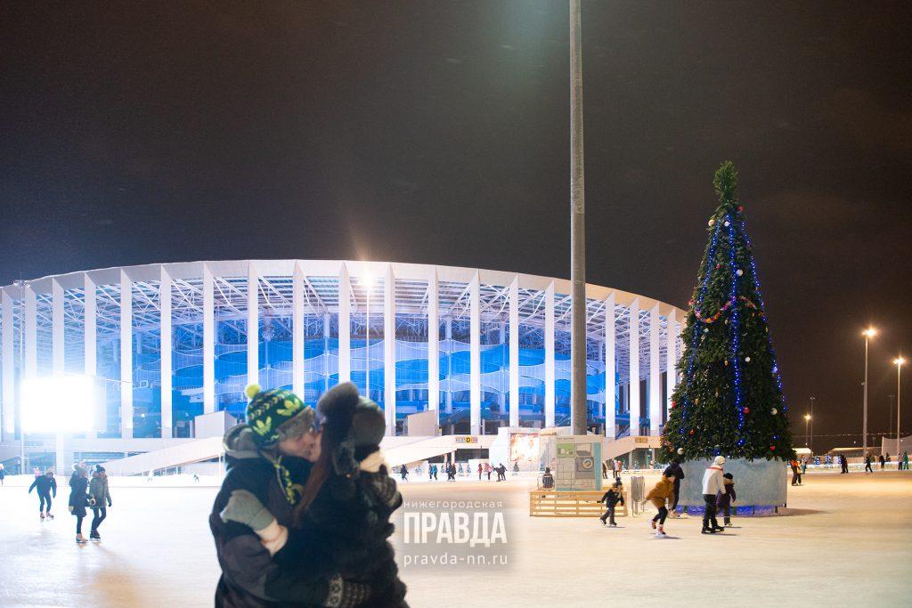Флэшмоб на самый длинный поцелуй пройдет в Нижнем Новгороде