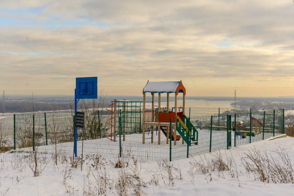 30 млн рублей выделят на установку детских площадок в Нижнем Новгороде