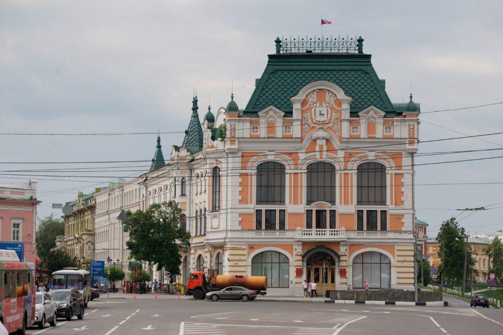 Международный день памятников в Нижнем Новгороде отметят экскурсиями