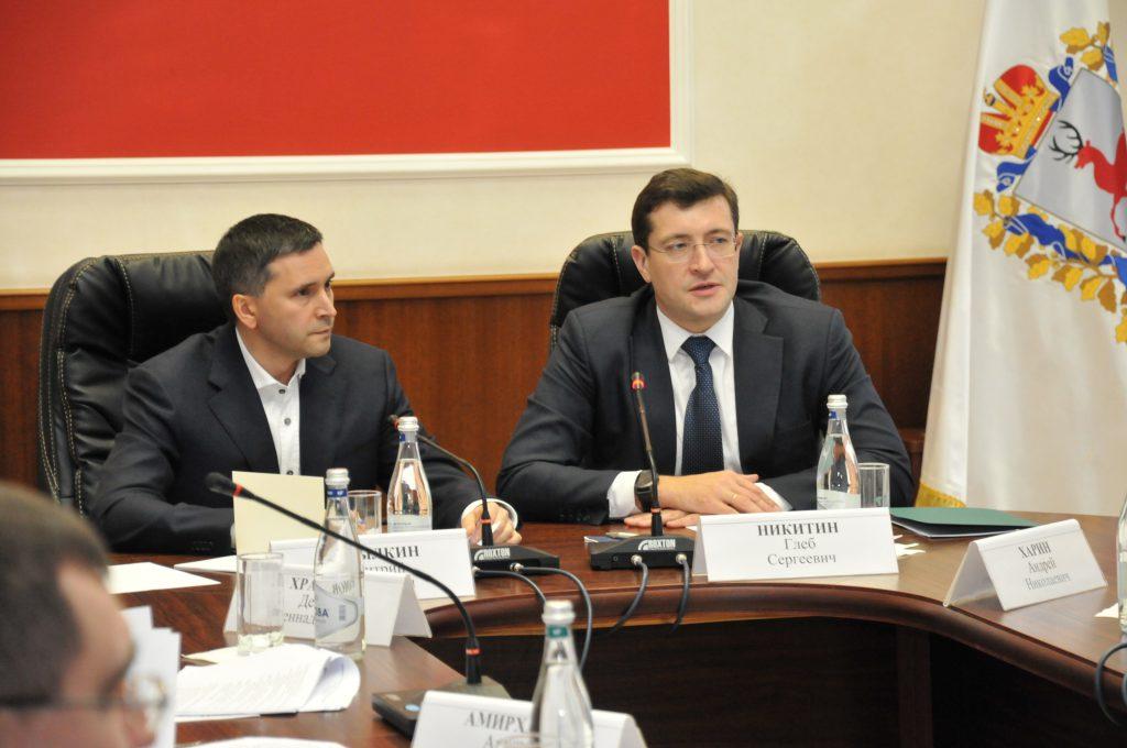 Глеб Никитин: «7 крупных свалок будет ликвидировано в Нижегородской области в рамках нацпроекта «Экология»