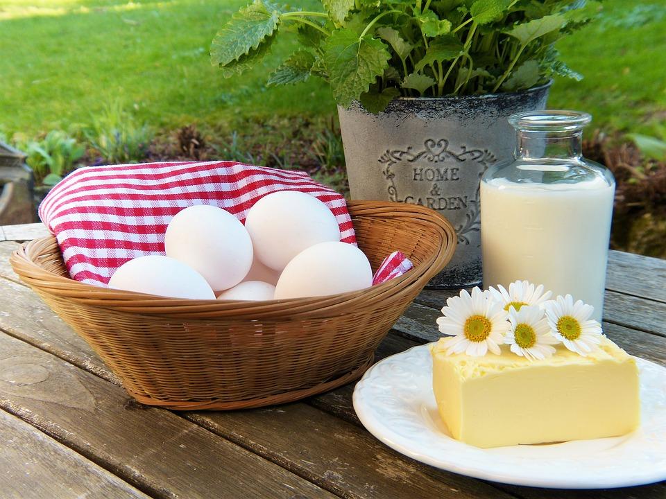 Полезные продукты для поддержания иммунитета