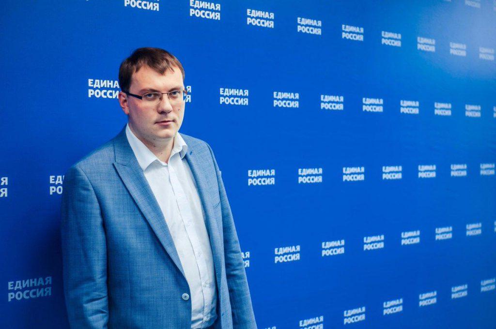 Александр Щелоков подал документы на участие в конкурсе на должность главы Арзамаса