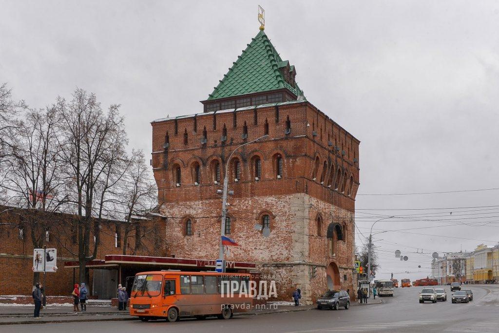 Площадь Минина и Пожарского перекроют на две недели