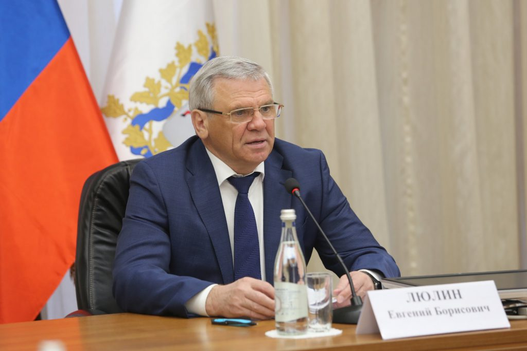 Глеб Никитин: «Законодательное собрание получило влице Евгения Люлина серьезное кадровое усиление»