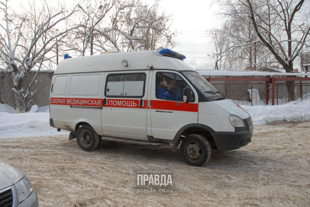 Слесарь упал с лестницы и умер в больнице в Нижнем Новгороде