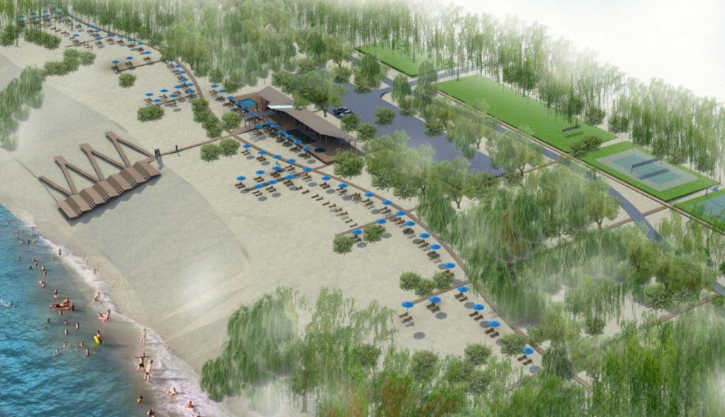 Гребной канал в Нижнем Новгороде будет благоустраивать московская компания