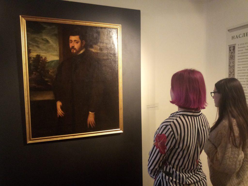 Человек эпохи Возрождения. Картину известного итальянского художника представили в Нижегородском художественном музее