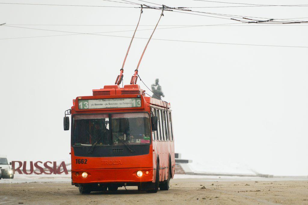 Правда или ложь: В центре Нижнего Новгорода перестанут ходить троллейбусы