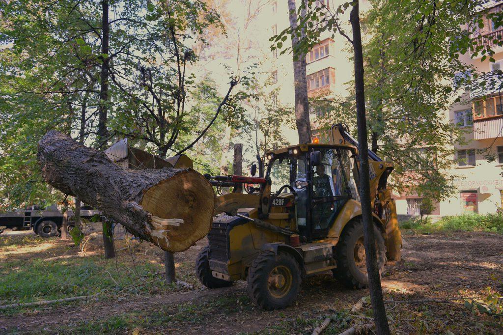 Более 180 проектов поблагоустройству планируется реализовать врайонах Нижегородской области в2021 году