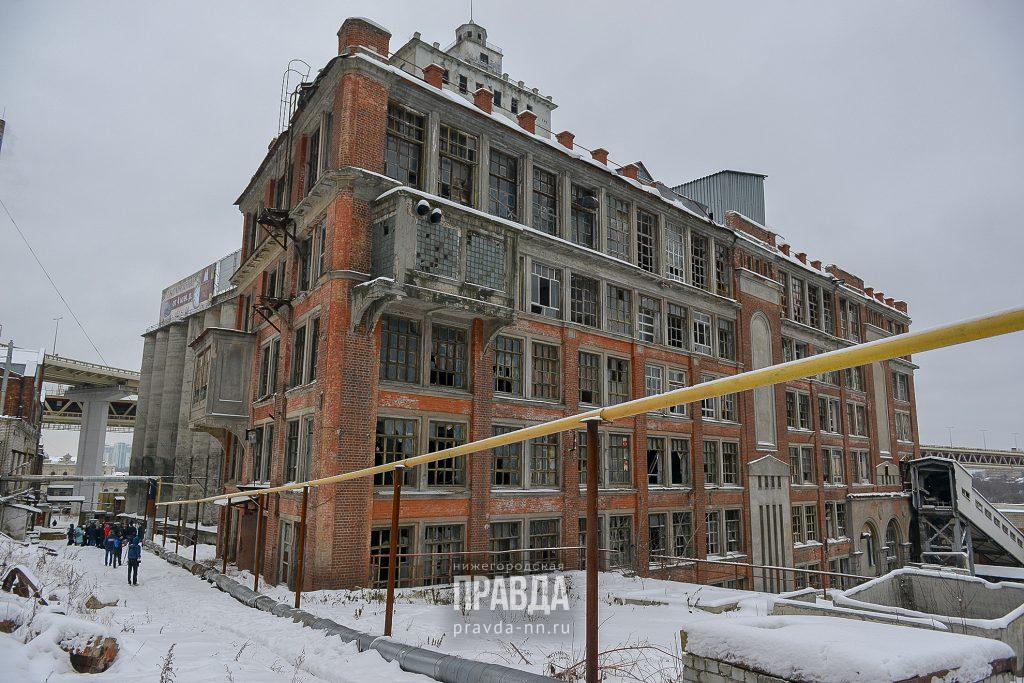 Земельный участок под бывшим Мукомольным заводом вернули государству
