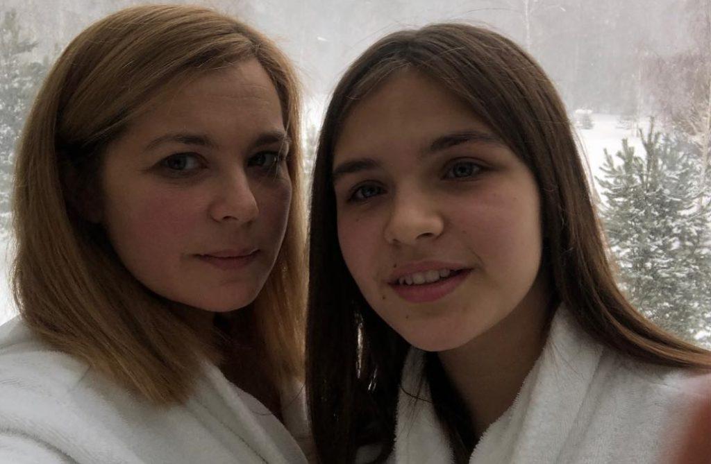 Ирина Пегова трогательно поздравила дочь с днём рождения