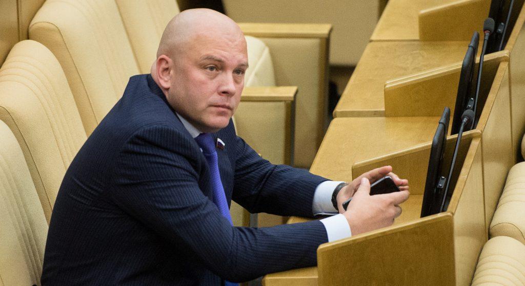 Александр Курдюмов возглавит Всероссийское общество трезвости