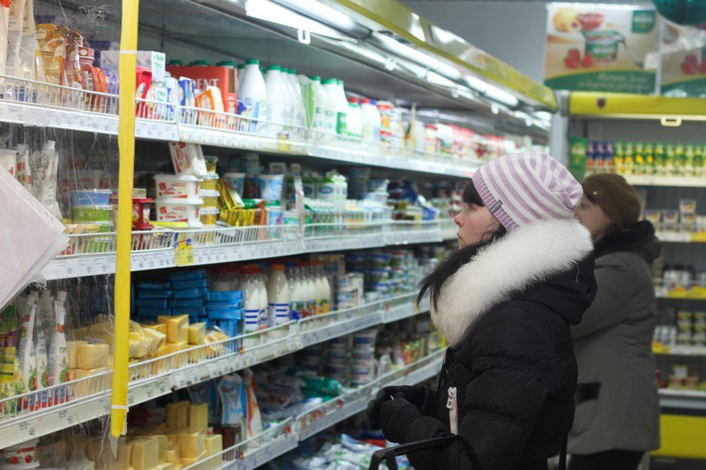 Производство продуктов питания увеличилось вНижегородской области в2020 году