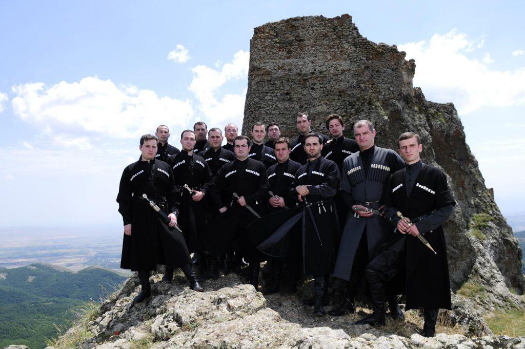 Известный грузинский хор выступит в Нижнем Новгороде