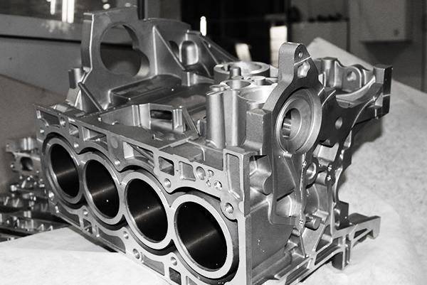 В Нижегородской области запустили производство алюминиевых запчастей для автомобилей