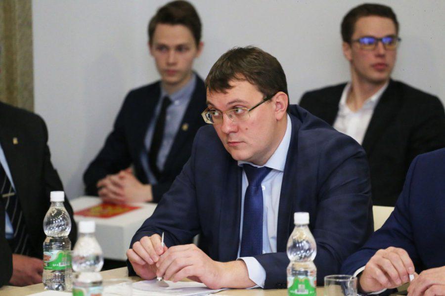 Александр Щелоков: «За электронным форматом голосования – будущее»