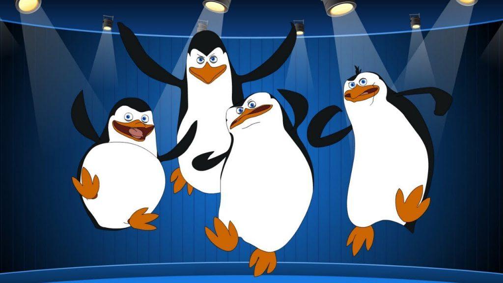 10 января — День обучения пингвиньим танцам
