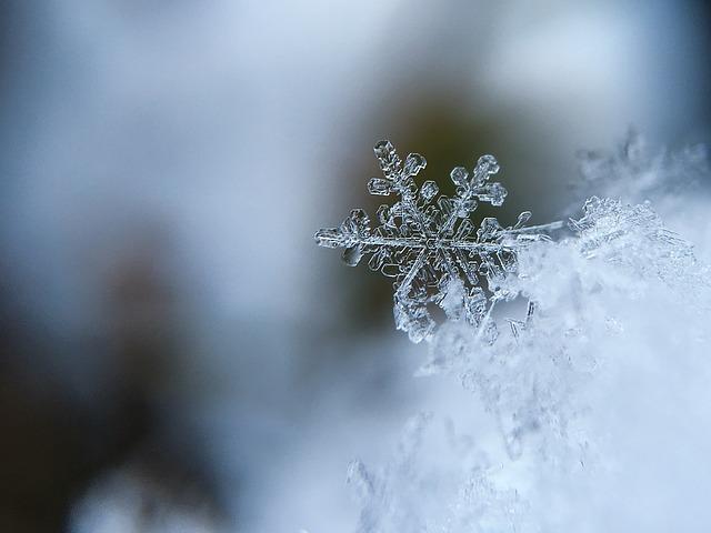 Первый снег выпал этой ночью в Кулебаках