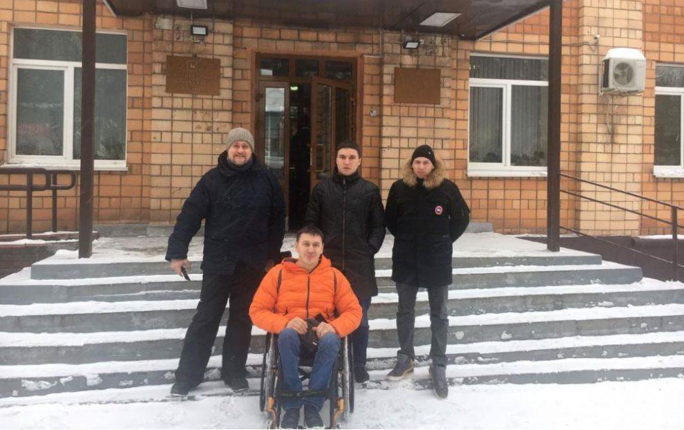 Неравные возможности. Нижегородские активисты протестировали доступность социальных учреждений