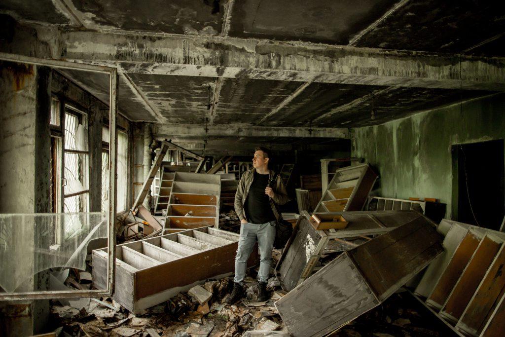 Павел Отдельнов: «В руинах заводских цехов я вижу истории людей»