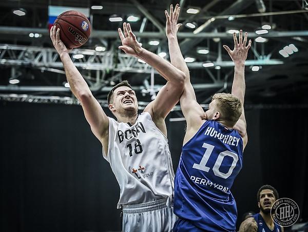 «Нижний Новгород» выступит в баскетбольной Лиге чемпионов