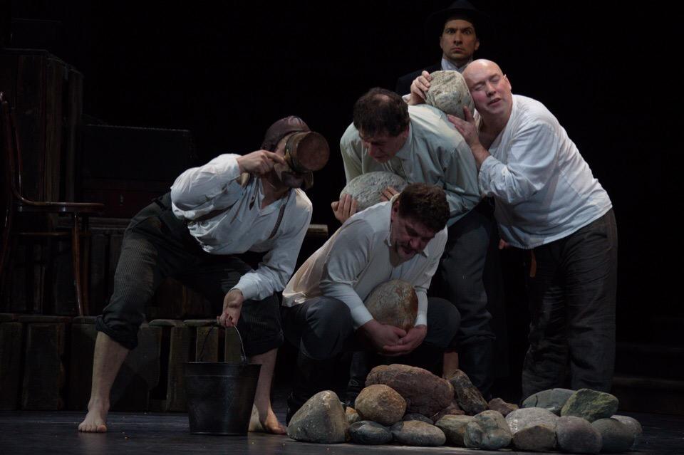 Звёзды театра Вахтангова выступят с гастролями в Нижнем Новгороде
