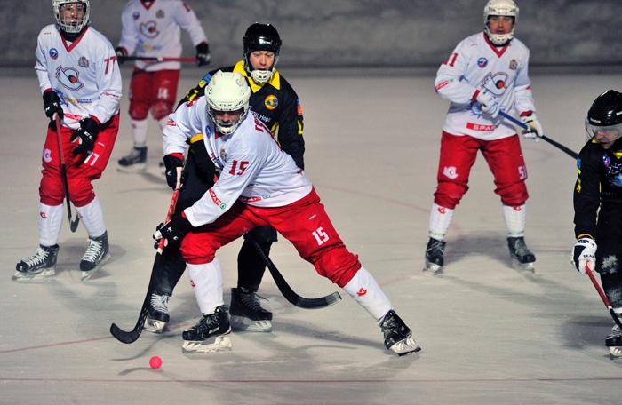 Трое хоккеистов из нижегородского «Старта» отправятся в Красноярск