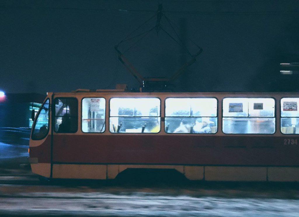 Ночной трамвай №2 отменят в Нижнем Новгороде