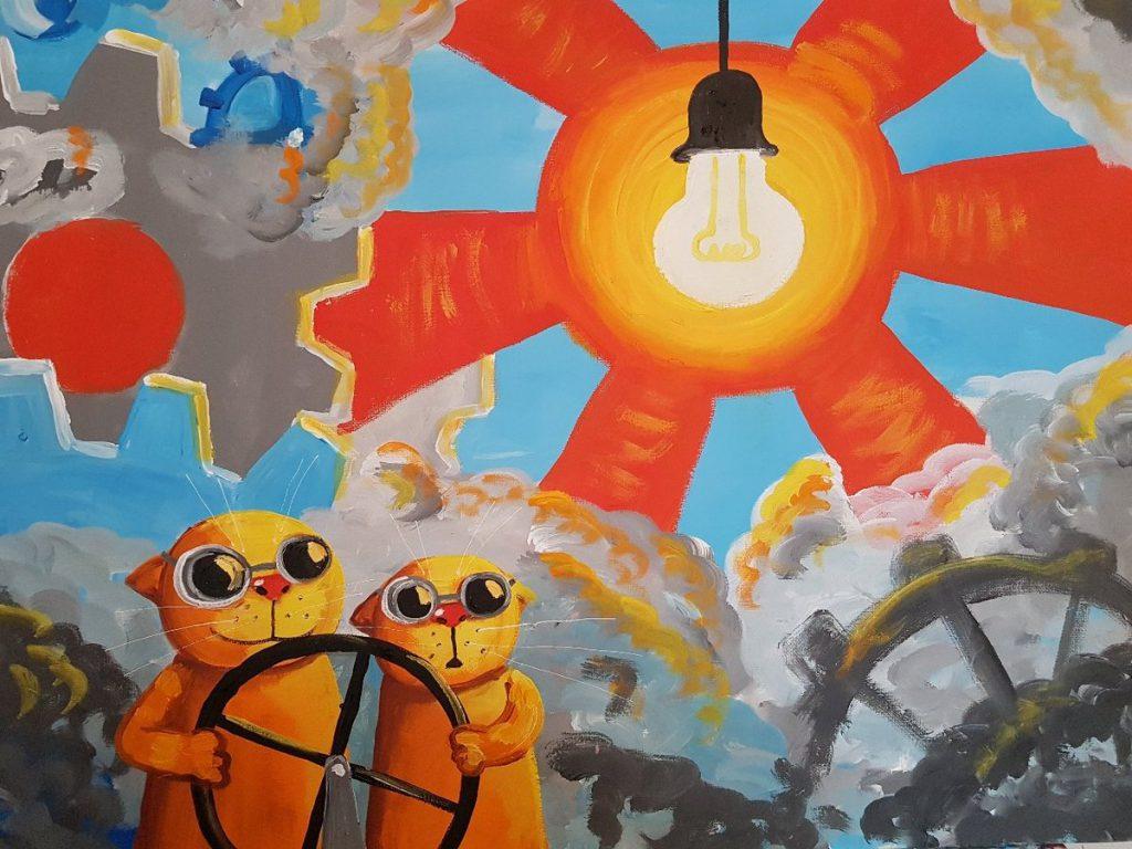 Выставка эпатажного художника Васи Ложкина впервые пройдет в Нижнем Новгороде