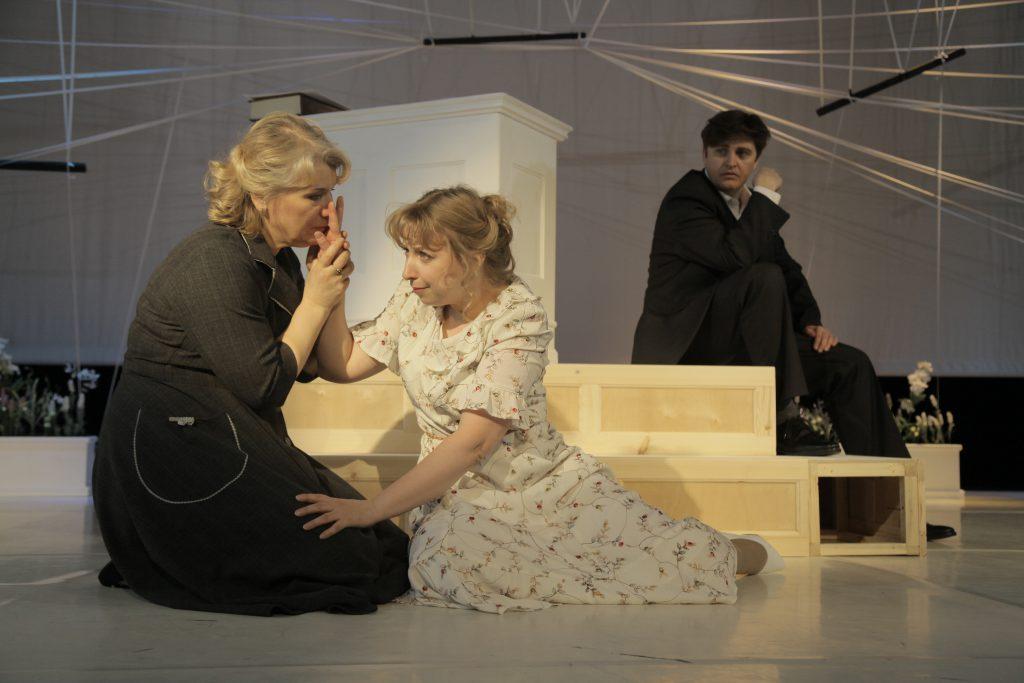В Нижнем Новгороде прошла премьера спектакля «Понедельник после чуда»