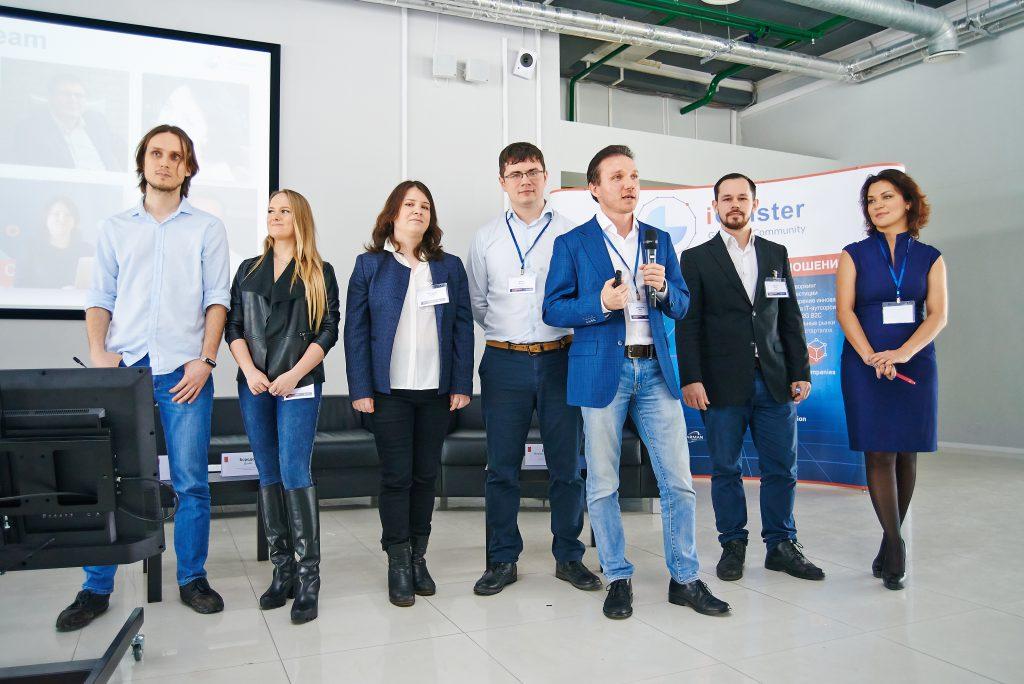 Cтратегическая сессия iCluster прошла в технопарке «Анкудиновка»
