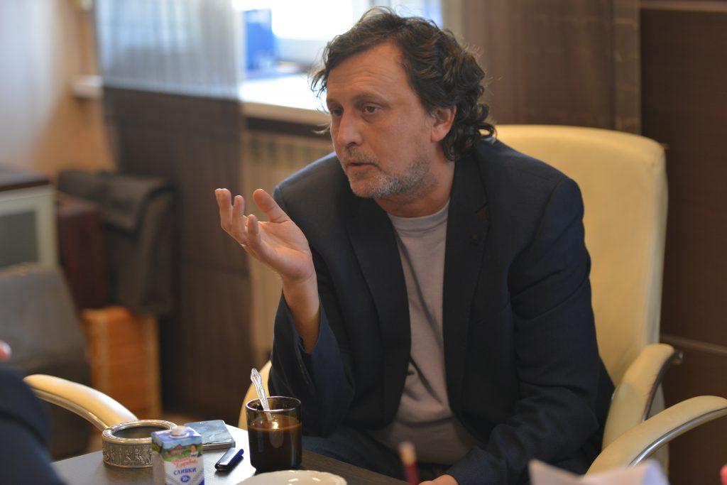Михаил Небольсин: «Телевидение у нас было всегда на высоком уровне»