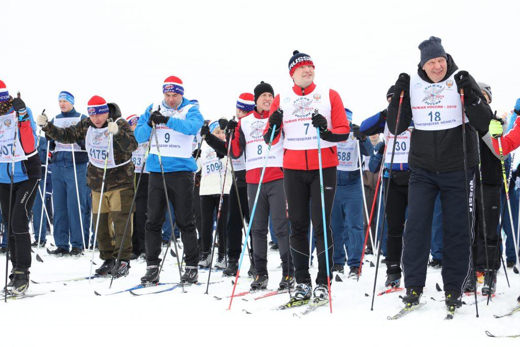 Глеб Никитин примет участие в«Лыжне России»